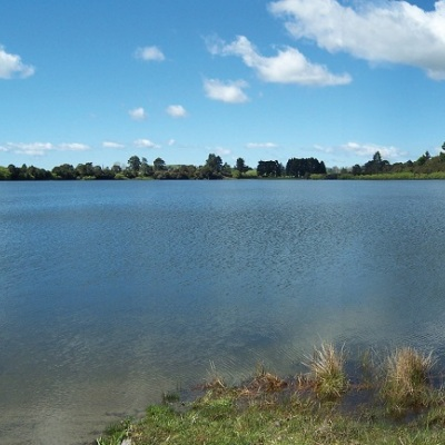 Health warning lifted for Lake Ōkaro