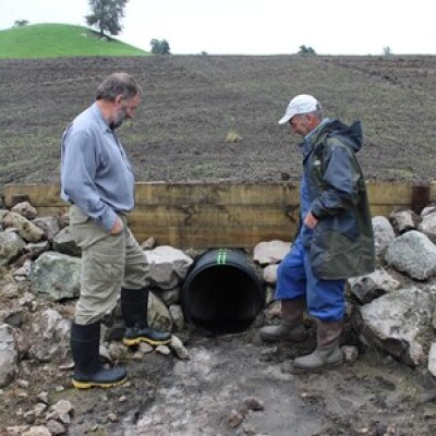 Dairy farmers take action to protect water
