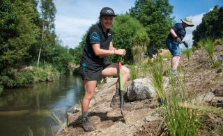 Working together to regenerate local waterways