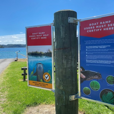 New rules for boat ramp users a New Zealand first